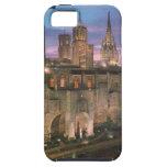 historia --Barcelona--barrio hispano--gotico Angie iPhone 5 Carcasa