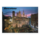 historia --Barcelona--barrio hispano--gotico Angie Postales