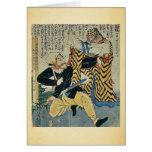 Historia de amor absurda por Utagawa, Yoshitoyo Uk Tarjeton