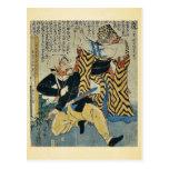 Historia de amor absurda por Utagawa, Yoshitoyo Uk Postal