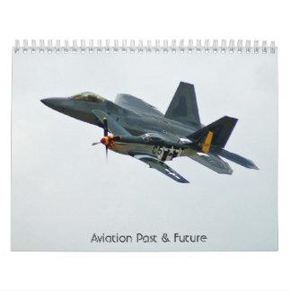 Historia de la aviación calendarios
