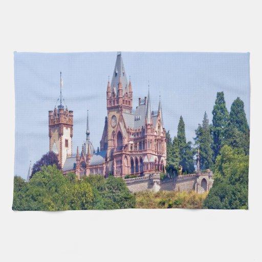 Historia de Schloss Drachenburg Bonn que dice el a Toalla