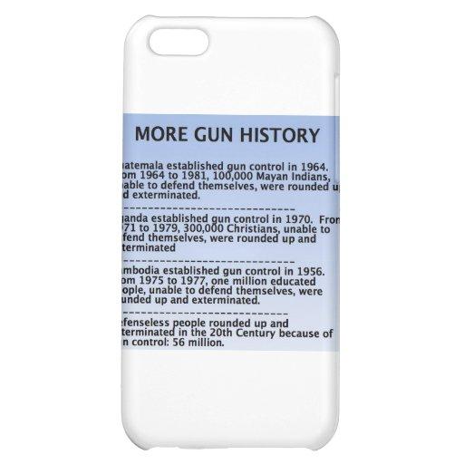 historia del arma