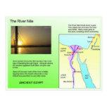Historia, Egipto antiguo, río el Nilo Postales