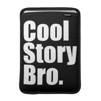 "Historia fresca Bro. Aire 13"" del mac manga Fundas Para Macbook Air"