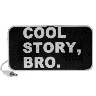 Historia fresca Bro iPod Altavoz