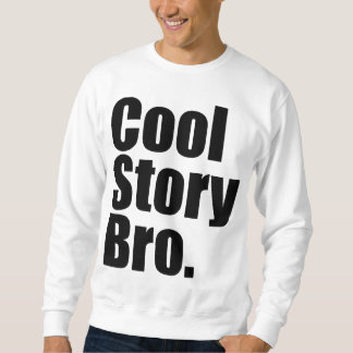 Historia fresca Bro. Camiseta