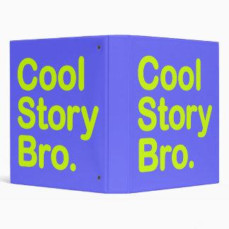 Historia fresca Bro. Carpeta