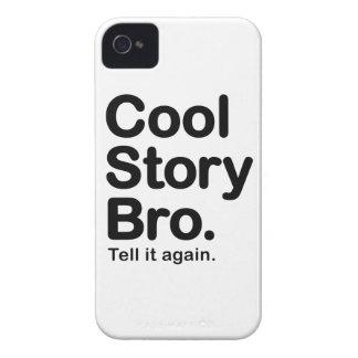Historia fresca Bro. Caso del iPhone 4 de Barely iPhone 4 Cobertura