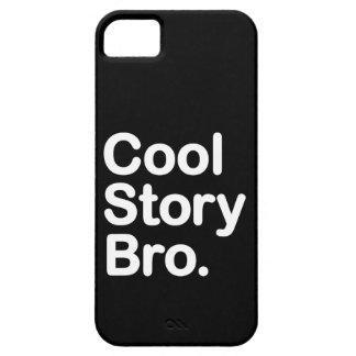Historia fresca Bro. caso del iPhone 5 iPhone 5 Carcasa
