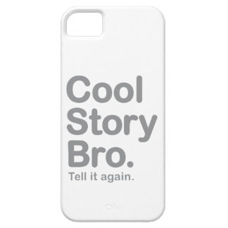 Historia fresca Bro. caso del iPhone 5 iPhone 5 Carcasas