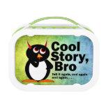 Historia fresca Bro del pingüino malvado