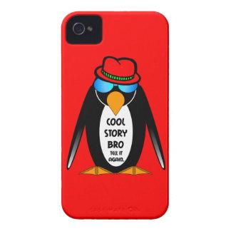 Historia fresca Bro iPhone 4 Case-Mate Protector