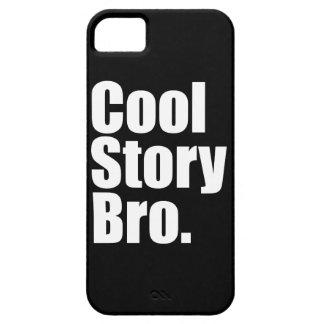 Historia fresca Bro. iPhone 5 Case-Mate Funda