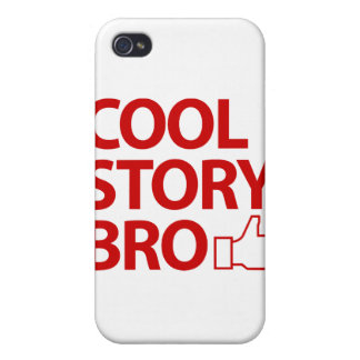 Historia fresca Bro iPhone 4 Coberturas