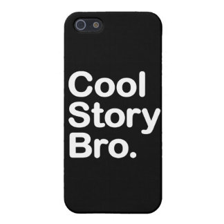 Historia fresca Bro iPhone 5 Protector