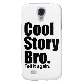 Historia fresca Bro Funda Para Galaxy S4