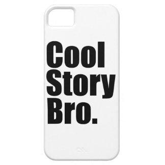 Historia fresca Bro. Funda Para iPhone 5 Barely There