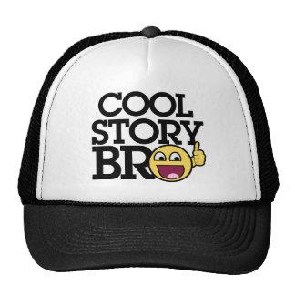 Historia fresca Bro Gorras De Camionero