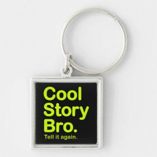 Historia fresca Bro. Llavero
