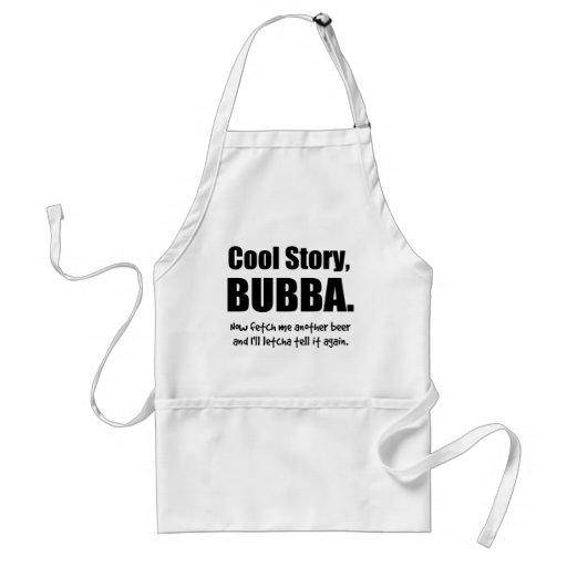 Historia fresca, Bubba Delantal