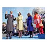 HISTORIA: Inauguration Ceremony de presidente Tarjeta Postal