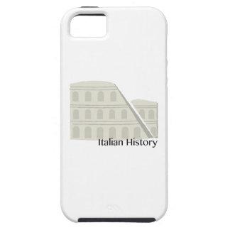 Historia italiana iPhone 5 Case-Mate coberturas