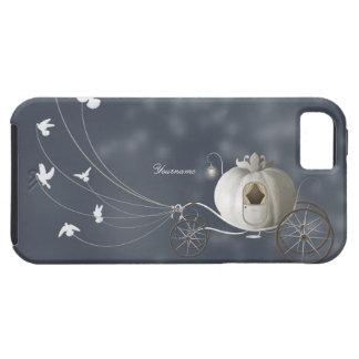 Historia linda de Cenicienta iPhone 5 Case-Mate Cárcasa