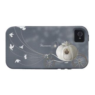 Historia linda de Cenicienta iPhone 4 Fundas