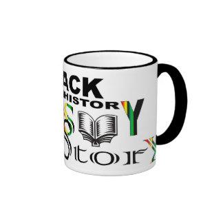 Historia negra - su-Story©   taza