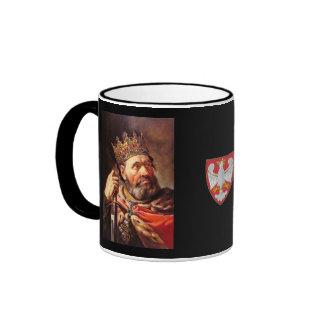 Historia polaca taza de café de Boleslaw I Chrob