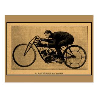 Historia que compite con GH Curtiss de la Tarjetas Postales