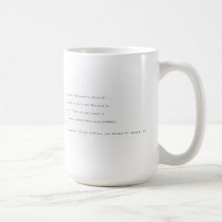 Historia Tazas De Café