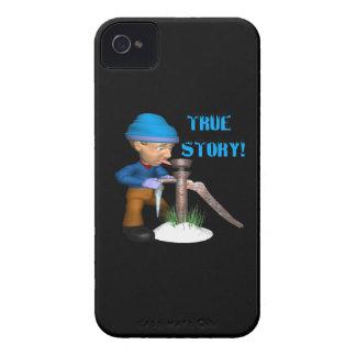Historia verdadera Case-Mate iPhone 4 protectores
