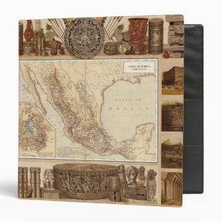 "Historia y arquitectura de México Carpeta 1 1/2"""