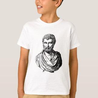 Historiador del Griego del busto de Herodotus Playera