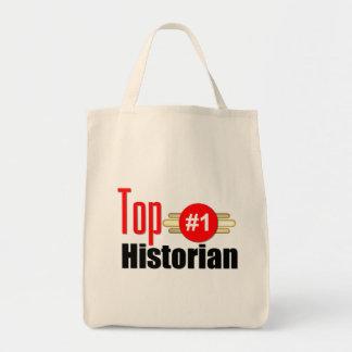 Historiador superior bolsas