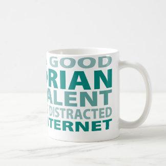 Historian 3% Talent Coffee Mug