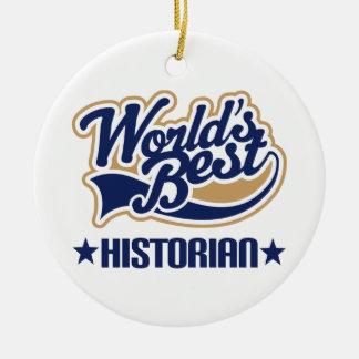Historian Gift Ornament