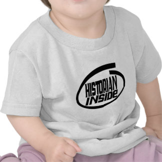 Historian Inside T-shirt