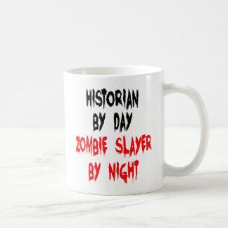 Historian Zombie Joke Coffee Mug