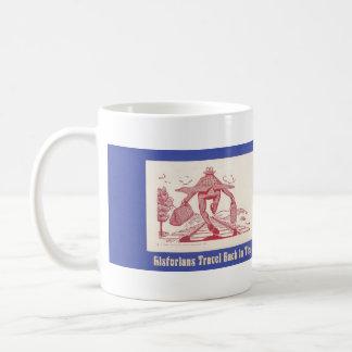 Historians -- classic white coffee mug