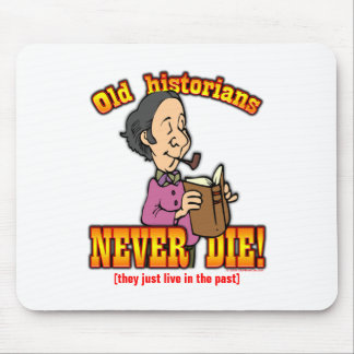 Historians Mouse Pad