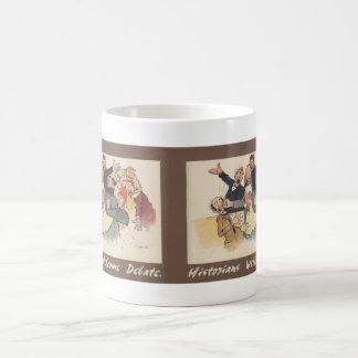 Historians Welcome Debate Classic White Coffee Mug