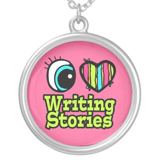Historias brillantes de la escritura del amor del  joyerias personalizadas