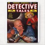 Historias de detectives - el asesinato de la hija  tapetes de ratón