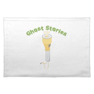 Historias de fantasmas mantel