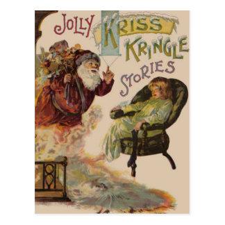 Historias de Kriss Kringle de Santa Postal