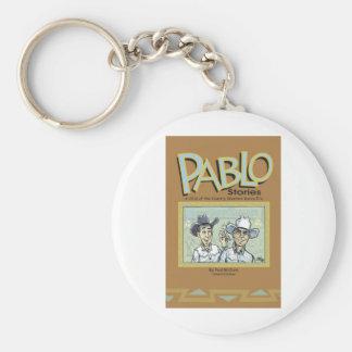 HISTORIAS de PABLO de Paul McClure Llaveros Personalizados