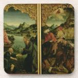 Historias de S.S. Peter y del altarpiece de Paul:  Posavasos